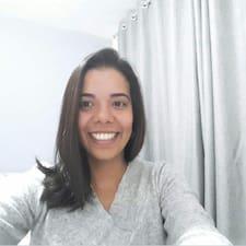 Användarprofil för Ana Paula