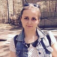 Profil utilisateur de Екатерина
