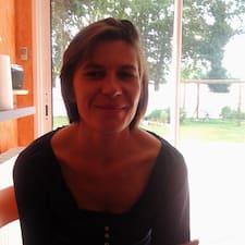 Användarprofil för Sandrine