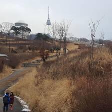 Användarprofil för Suyeon