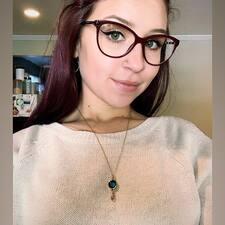 Perfil de usuario de Megan