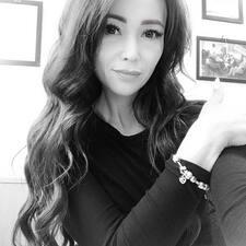 Perfil do usuário de Irina