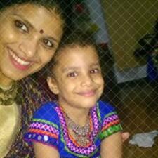 Vaishali felhasználói profilja
