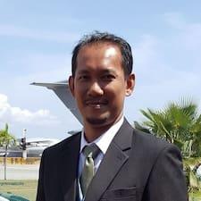 Profilo utente di Syafrul Yamani