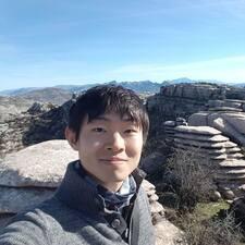 Profil utilisateur de Jaeyup