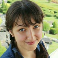 Madina - Uživatelský profil
