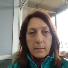 Teryl felhasználói profilja