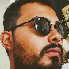 Perfil do usuário de Rafael