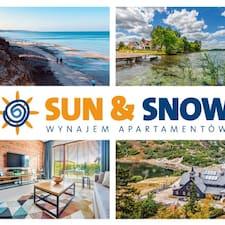 Sun & Snow - Uživatelský profil
