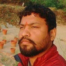 Henkilön Anshul käyttäjäprofiili