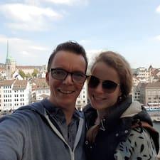 Perfil de usuario de Thijs & Esther