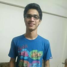 Aagam User Profile
