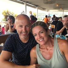 Liz & Andy User Profile