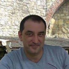 Yachar Brukerprofil