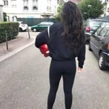 Profil utilisateur de Luisana