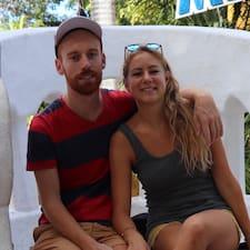 Henkilön Stéphane & Clémence käyttäjäprofiili