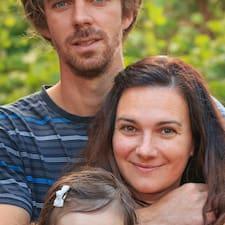 Profil utilisateur de Antoine & Sylvianne
