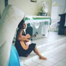 Profil utilisateur de Glória
