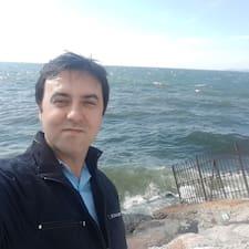Profil utilisateur de Murat
