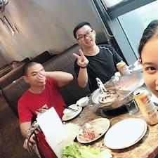 Profil utilisateur de 海辉