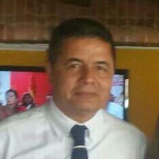 Henkilön Gerardo Antonio käyttäjäprofiili