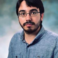 Henkilön Felipe käyttäjäprofiili
