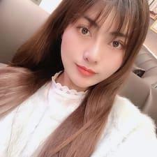 Perfil do usuário de Nana