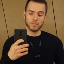 Profil utilisateur de Максим
