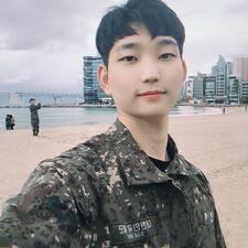 Perfil do usuário de 태정