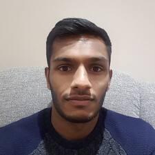 Sheran User Profile