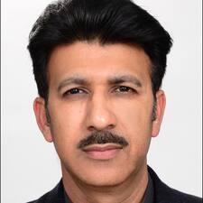 Tariq User Profile