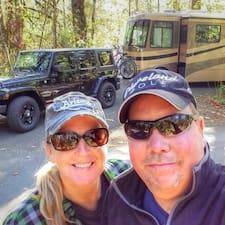 Tim & Jill felhasználói profilja