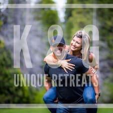 K & G Unique Retreats ist ein Superhost.