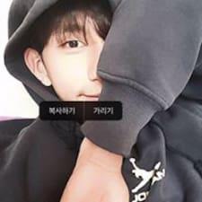 성주 felhasználói profilja