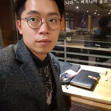 Profil utilisateur de Joon Yong