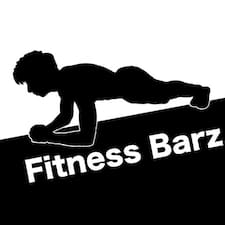 FitnessBarz is a superhost.