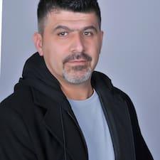 Mehmet felhasználói profilja