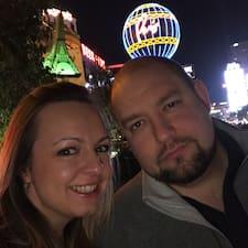 Nick & Natalia - Uživatelský profil