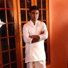 Krishnaraj Brukerprofil