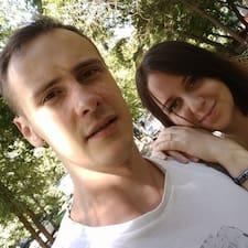 Perfil do usuário de Vitaly