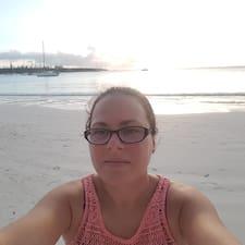 Ludivine felhasználói profilja