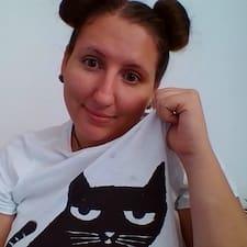 Profil utilisateur de Maria Bree
