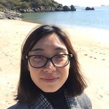Kaijia felhasználói profilja