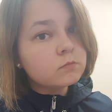 Галина Brukerprofil
