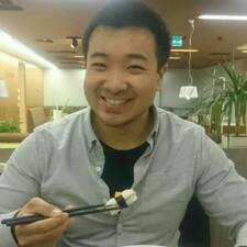 Henkilön Guoxi käyttäjäprofiili