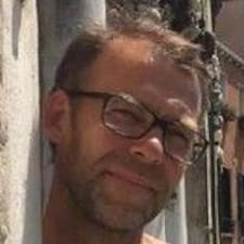 Profil utilisateur de Arjen