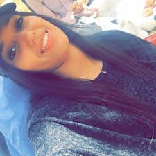 Profil utilisateur de Soumia Hadjar