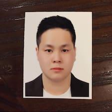 Profil utilisateur de Min Suk