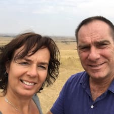 Rob & Nancy felhasználói profilja