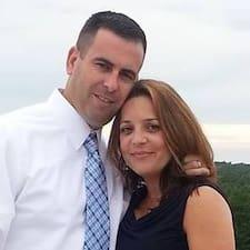 Christina And Jonathan - Uživatelský profil